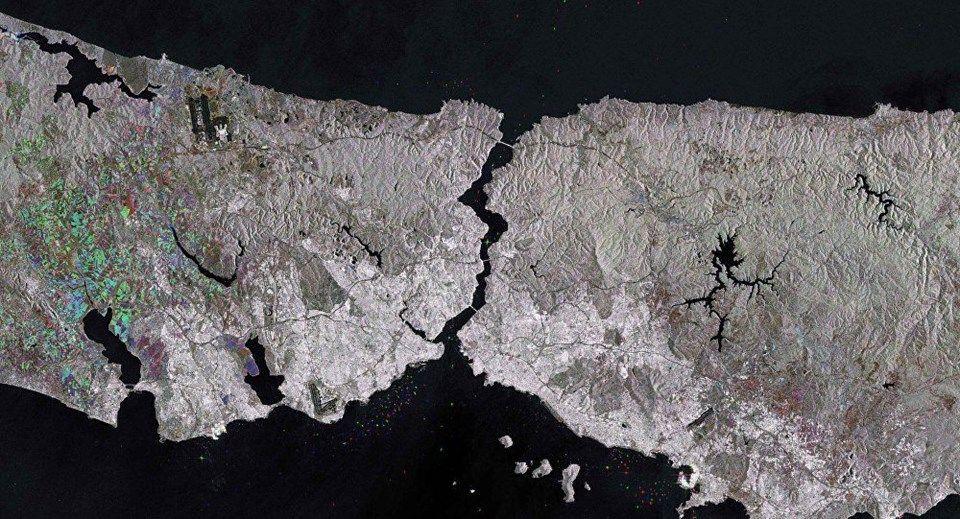 Avrupa Uzay Ajansı'ndan İstanbul paylaşımı! - Page 1