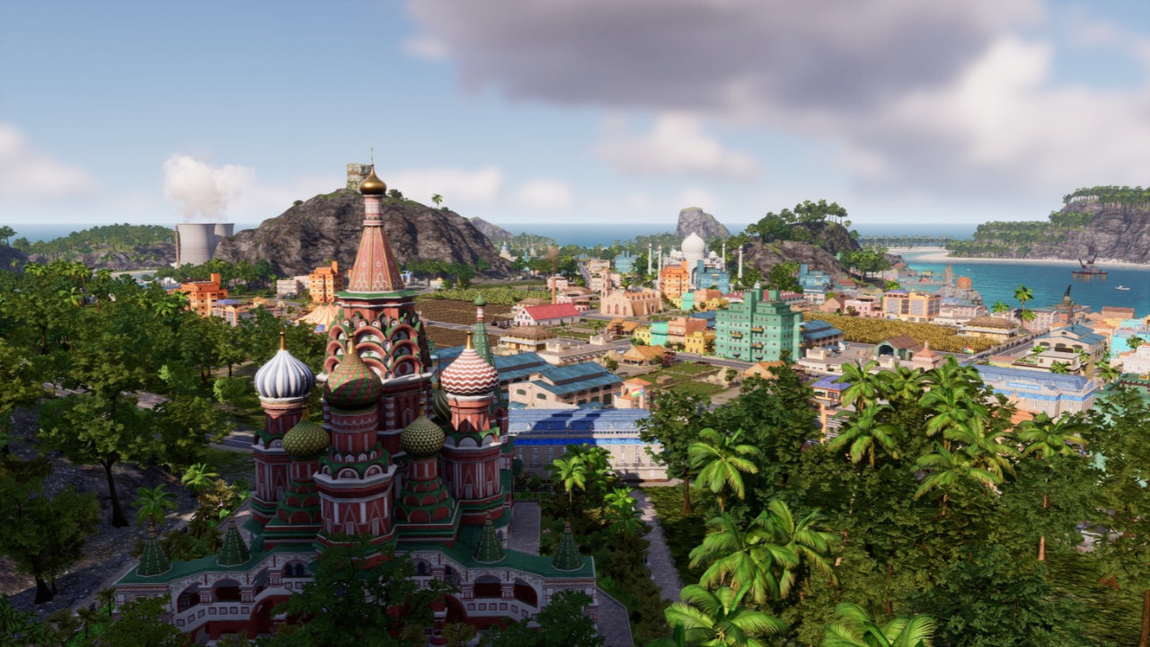Tropico 6 çıkış videosu!