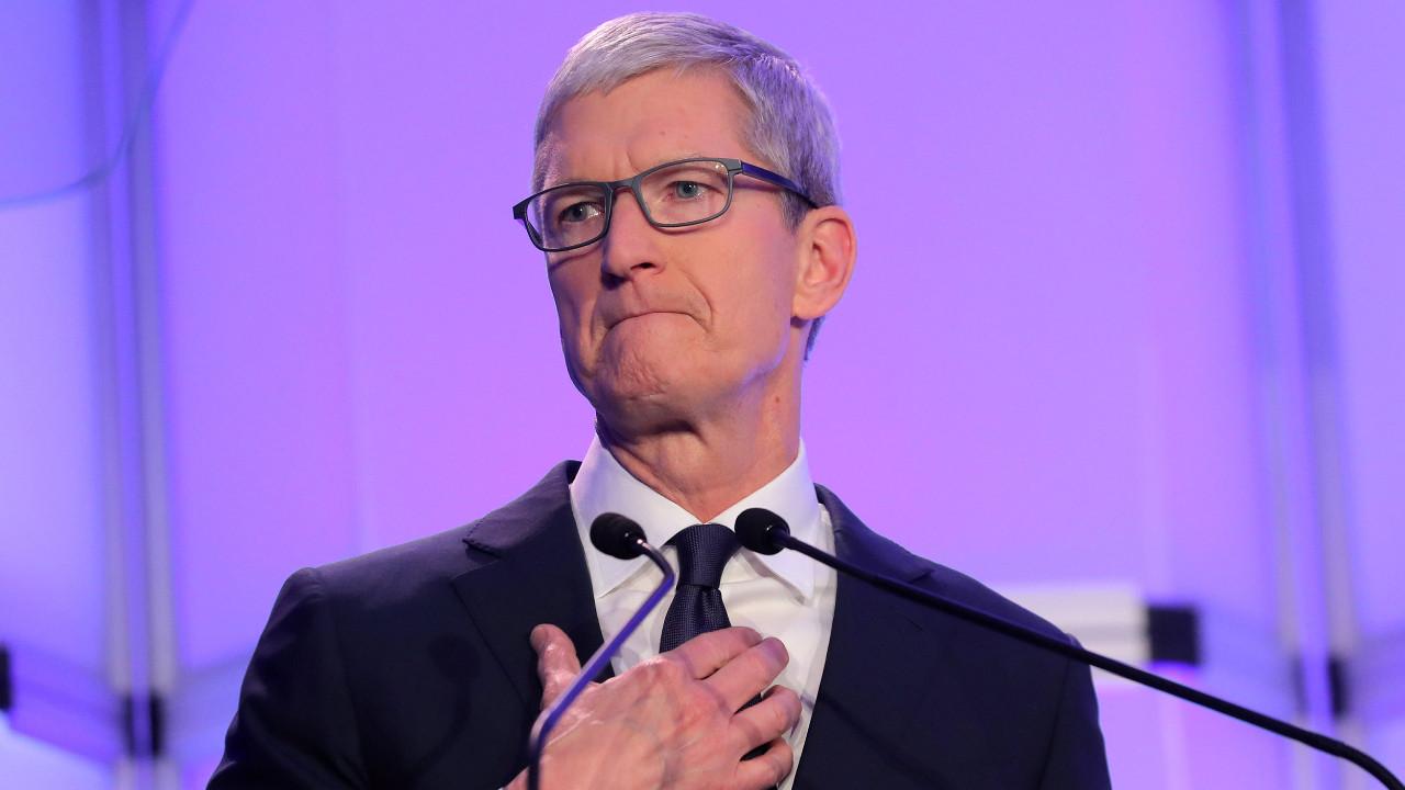 Türkler Apple'ı kandırdı! Tim Cook şokta!