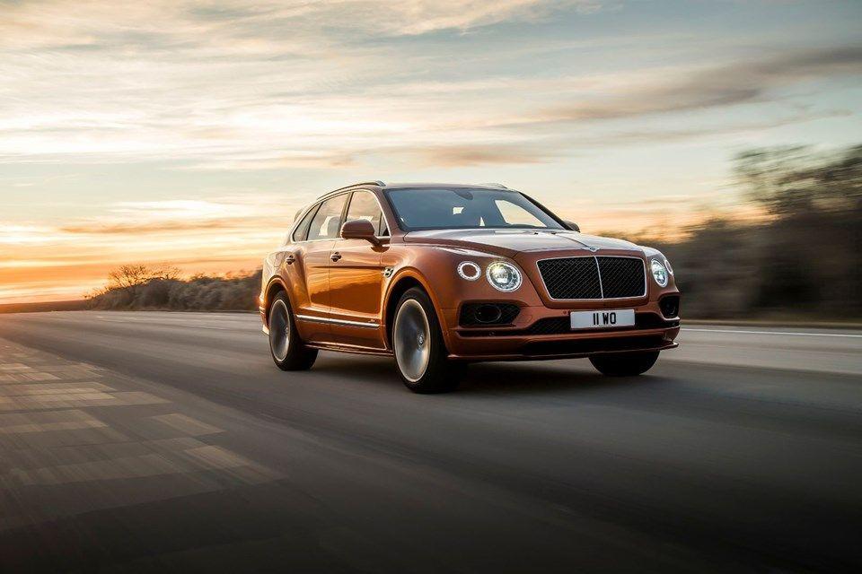 Bentley'den dünyanın en hızlı ve lüks aracı: Bentayga Speed! - Page 2