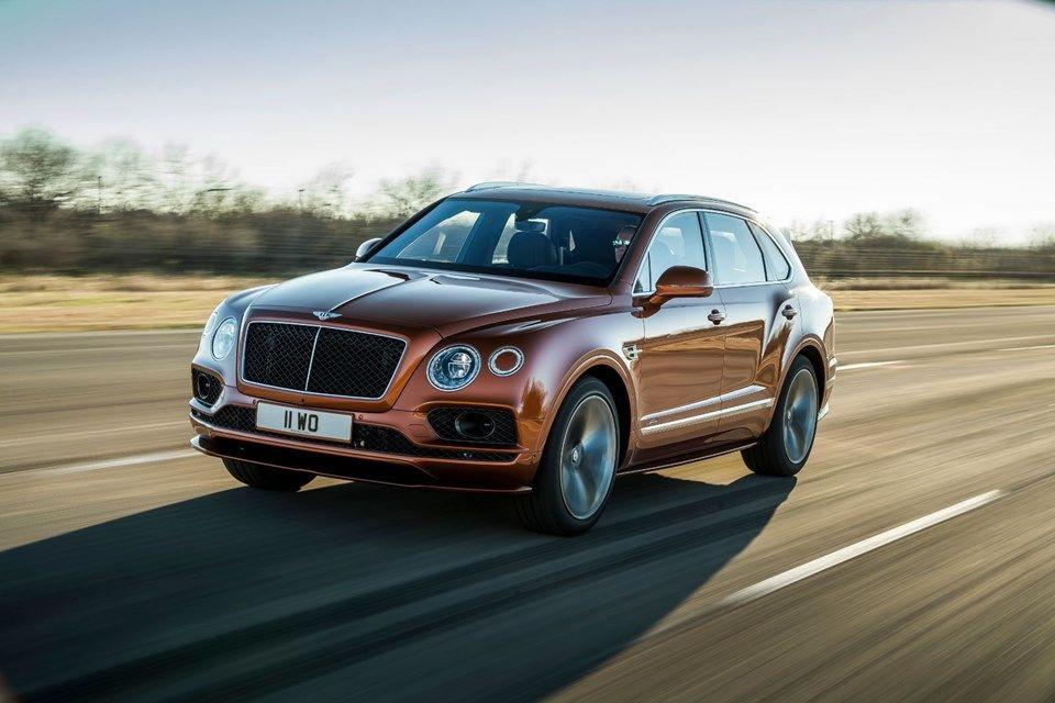 Bentley'den dünyanın en hızlı ve lüks aracı: Bentayga Speed! - Page 3