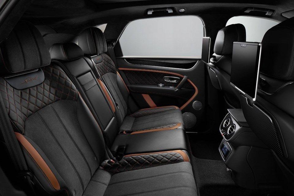 Bentley'den dünyanın en hızlı ve lüks aracı: Bentayga Speed! - Page 4