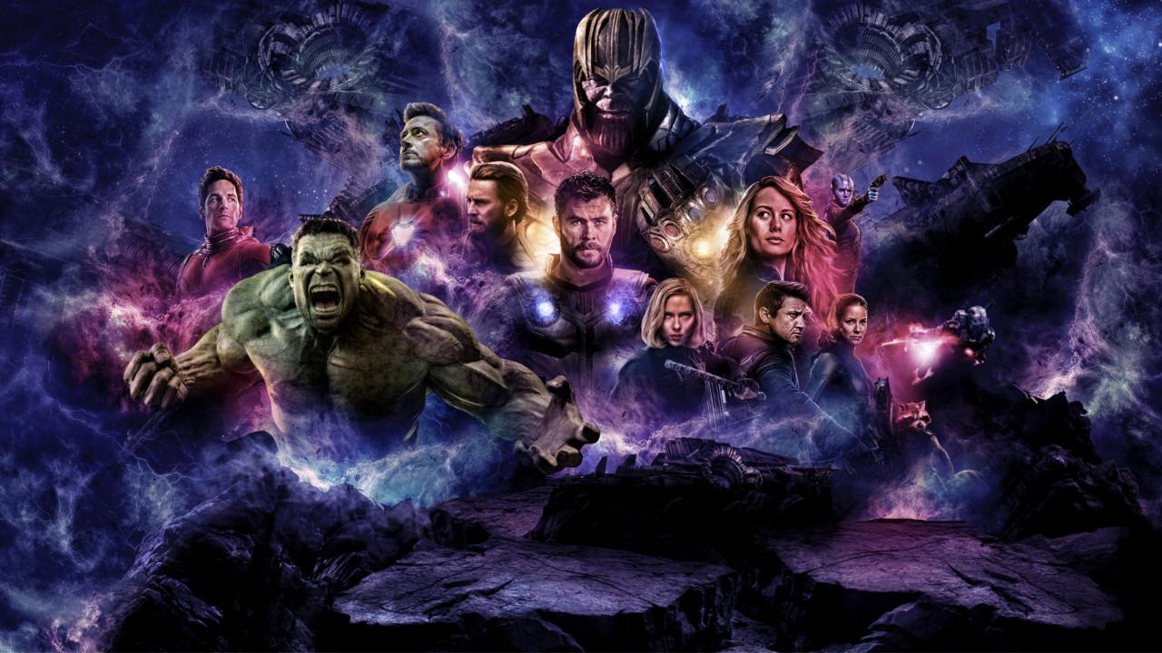 Avengers: Endgame'den nefes kesen fragman!