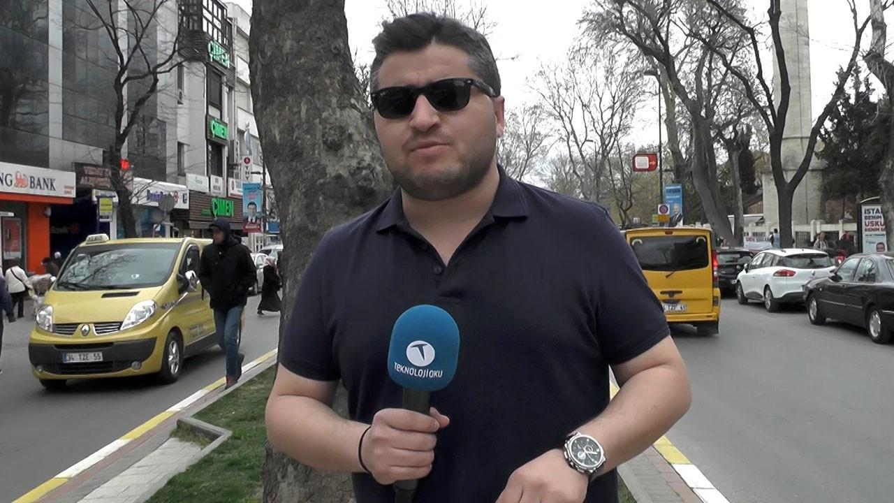 Vatandaşa sorduk : Uber mi Taksi mi?