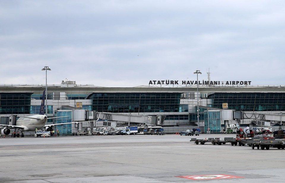 Atatürk Havalimanı'ndan İstanbul Havalimanı'na! - Page 1