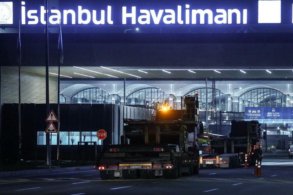 Atatürk Havalimanı'ndan İstanbul Havalimanı'na! - Page 2