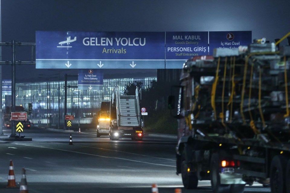 Atatürk Havalimanı'ndan İstanbul Havalimanı'na! - Page 3