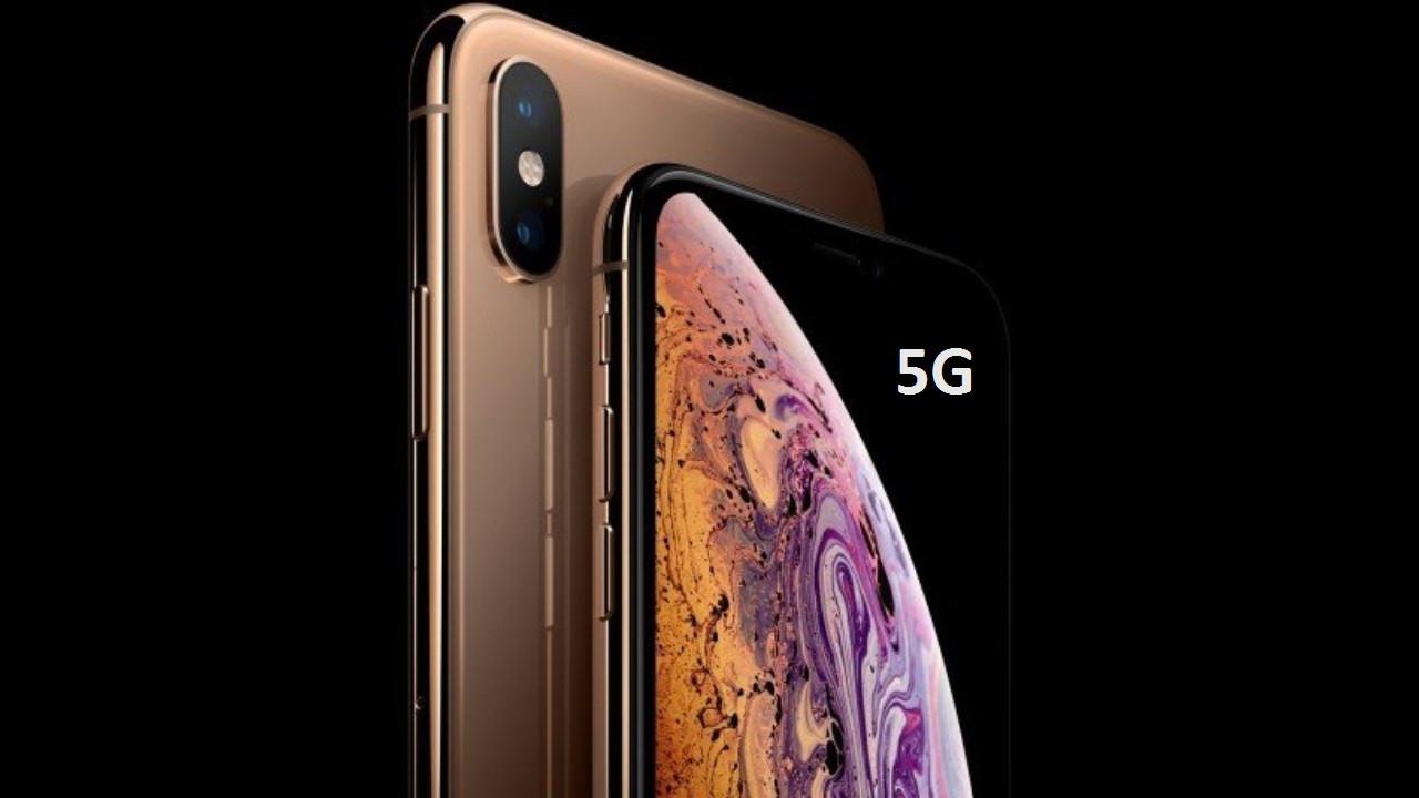 Apple'dan 5G rötarı!