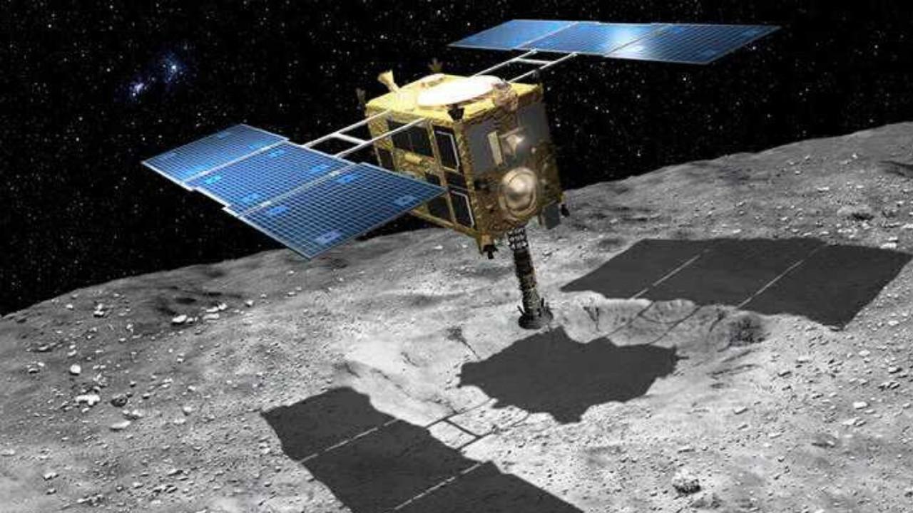 Japonya, yapay bir krater oluşturmayı başardı!