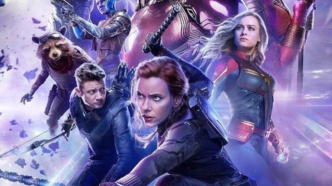 Avengers: Endgame Türkiye'de rekor kırdı!