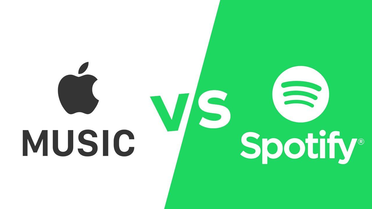 Apple Music'in abone sayısı Spotify'i solladı!