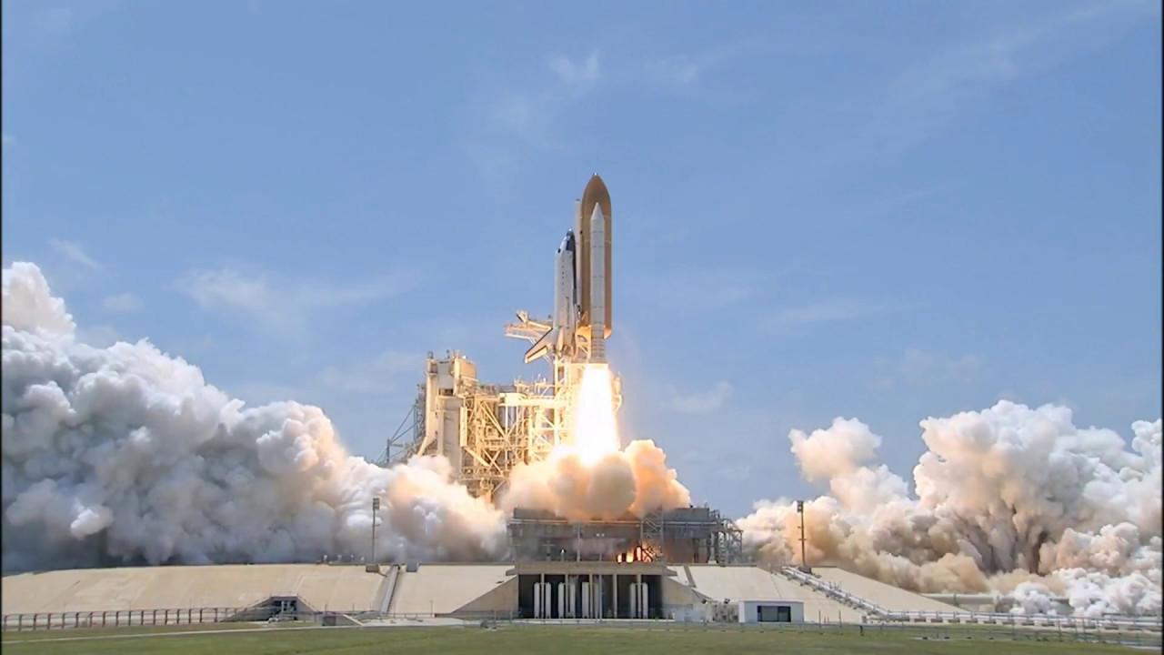 NASA yeni roket motorunu test ediyor!