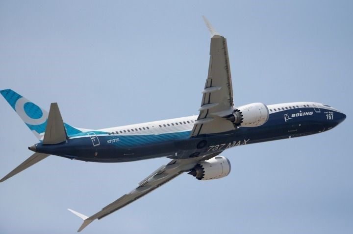 Boeing 737 MAX yolcu uçaklarının üretimi azaltılıyor! - Page 1