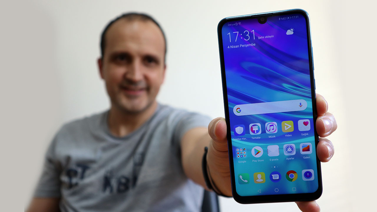 Huawei P smart 2019 inceledik! (video)