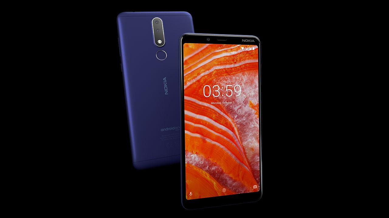 Nokia 3.1 Plus Türkiye fiyatı belli oldu