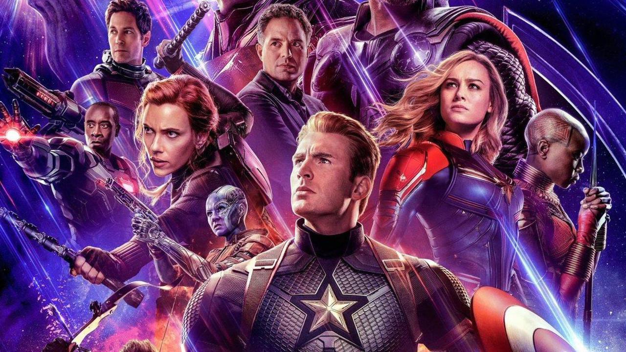 Avengers: Endgame'den heyecanlandıran sahne!