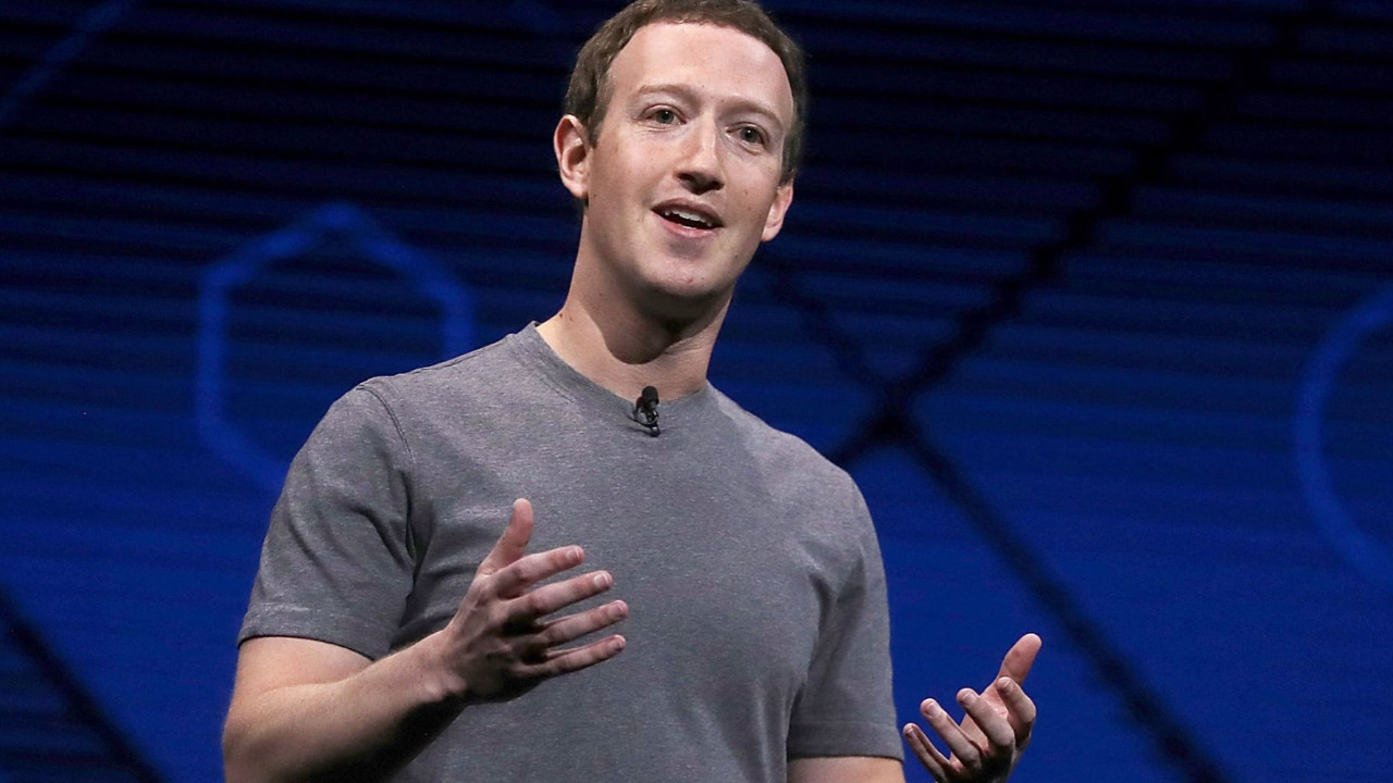 Zuckerberg'in çöpleriyle geçimini sağlıyor!