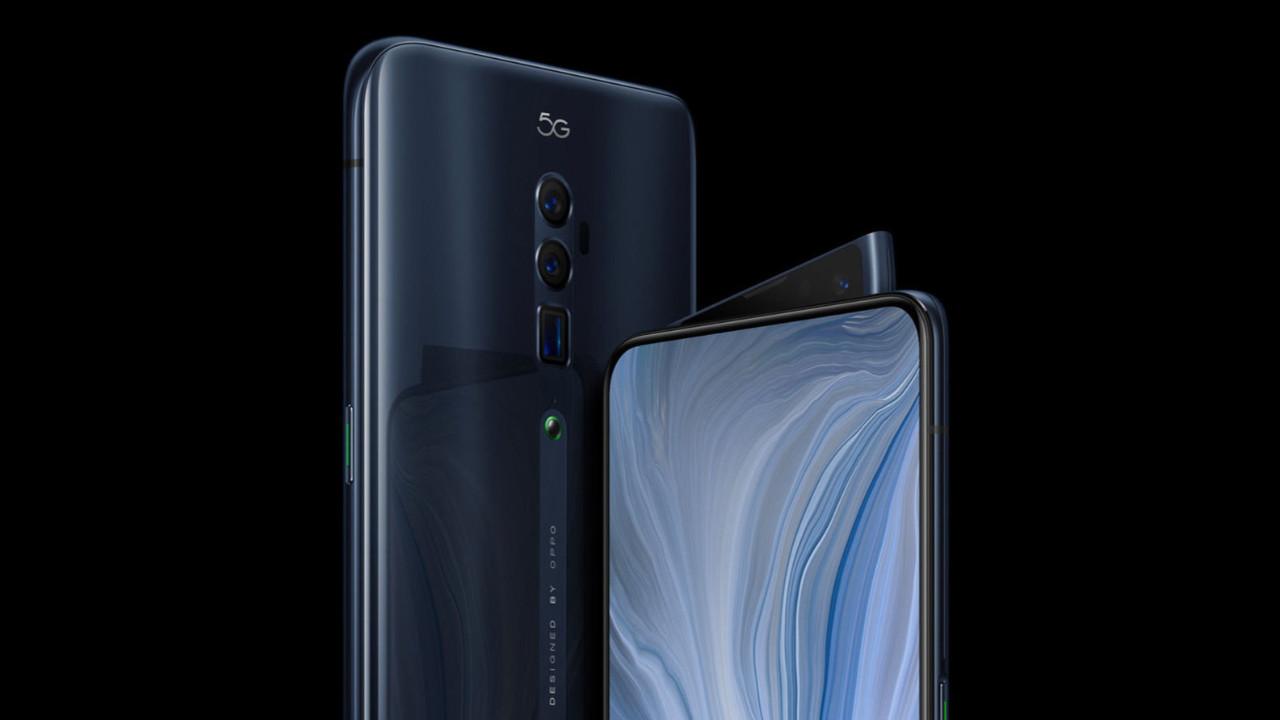 Huawei P30'a rakip: Oppo Reno 10x Zoom!
