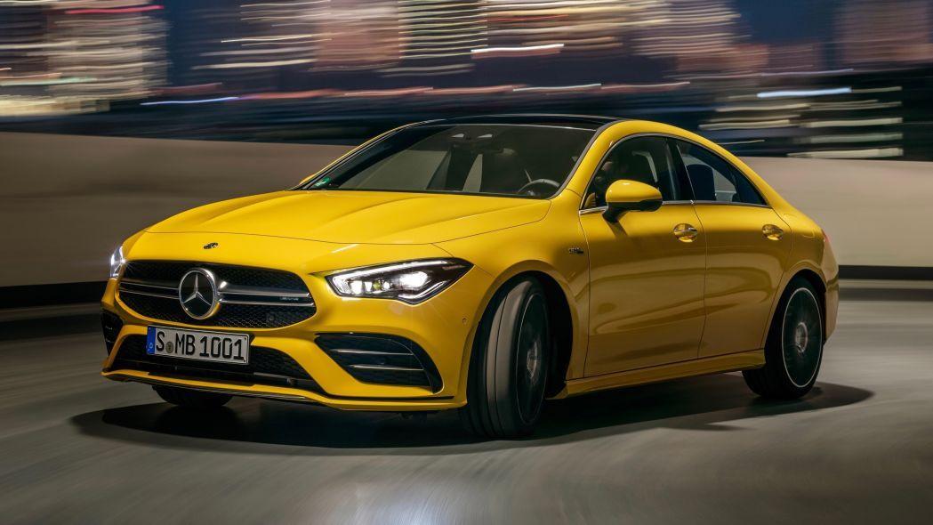 Mercedes-AMG CLA 35 özel rengiyle karşınızda - Page 2