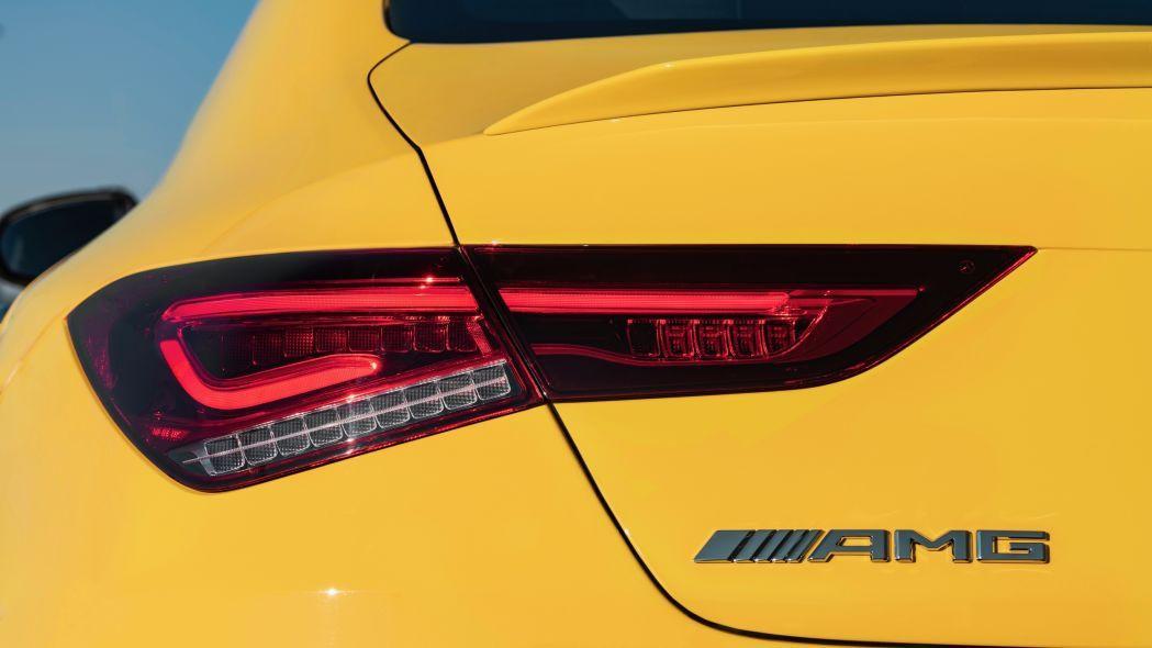 Mercedes-AMG CLA 35 özel rengiyle karşınızda - Page 3