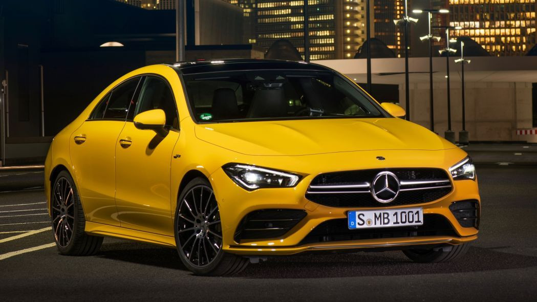 Mercedes-AMG CLA 35 özel rengiyle karşınızda - Page 4