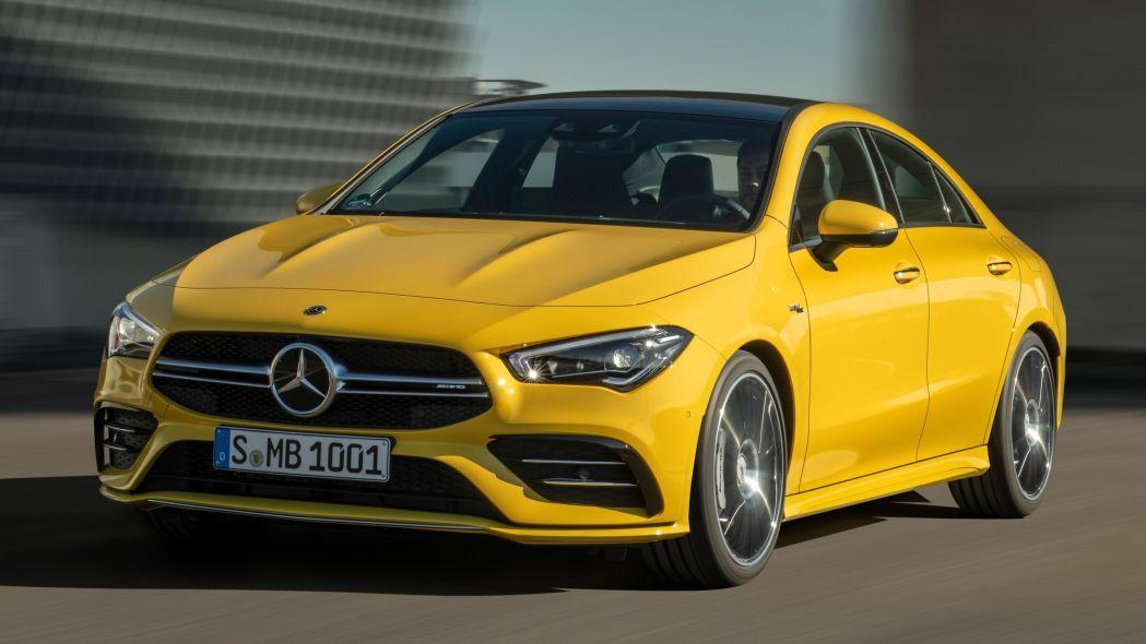 Mercedes-AMG CLA 35 özel rengiyle karşınızda - Page 1