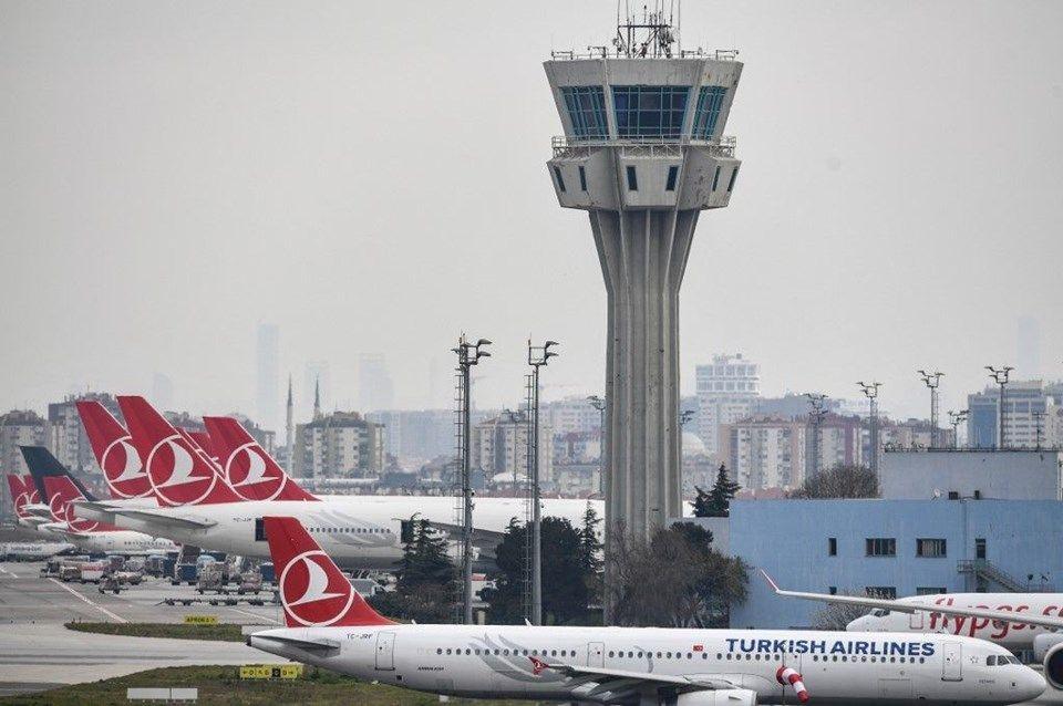 Atatürk Havalimanı'nın ilginç istatistikleri! - Page 3