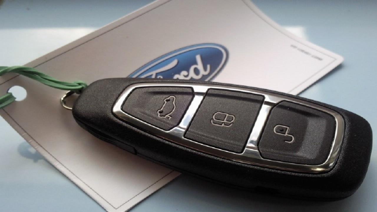 Ford'dan hırsızlığı önleyen anahtar