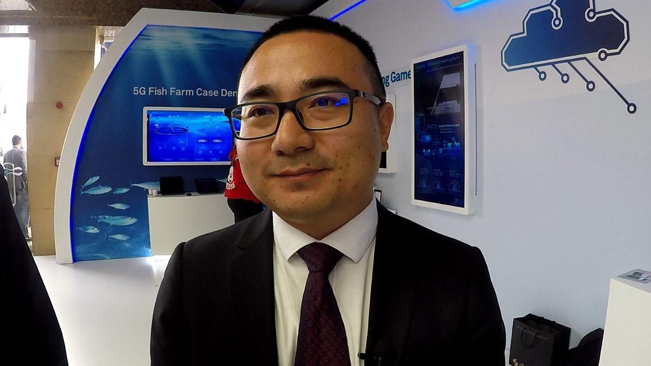 Huawei Türkiye Ar-Ge Merkezi Direktörü ile görüştük (video)