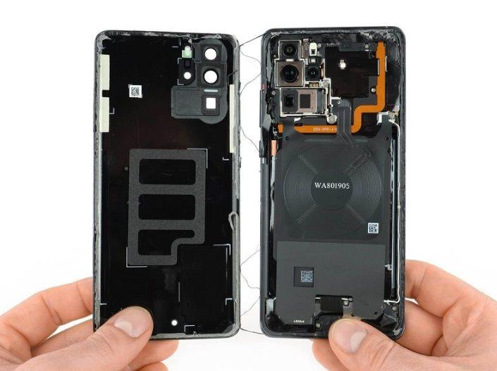 Huawei P30 Pro parçalarına ayrıldı! - Page 4