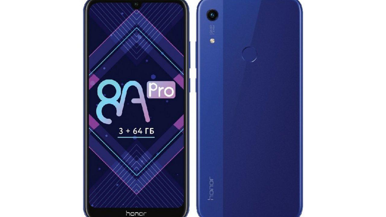 Honor 8A Pro resmen tanıtıldı!