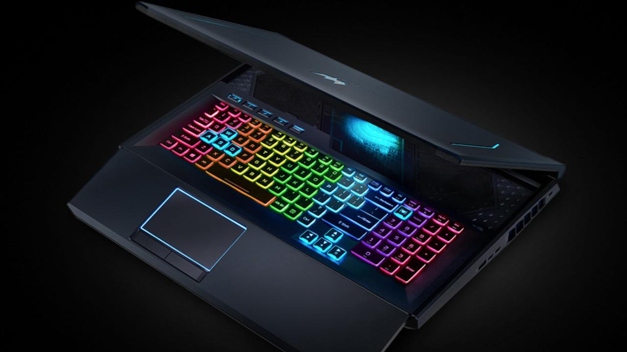 Acer yeni Predator Helios dizüstü bilgisayarları tanıttı!