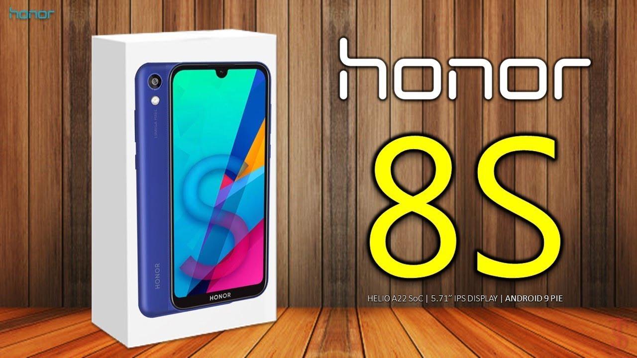 Honor 8S sızdı!