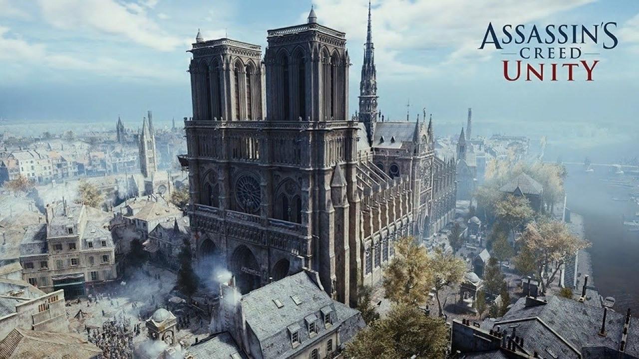 Assassin's Creed Unity ücretsiz oldu!