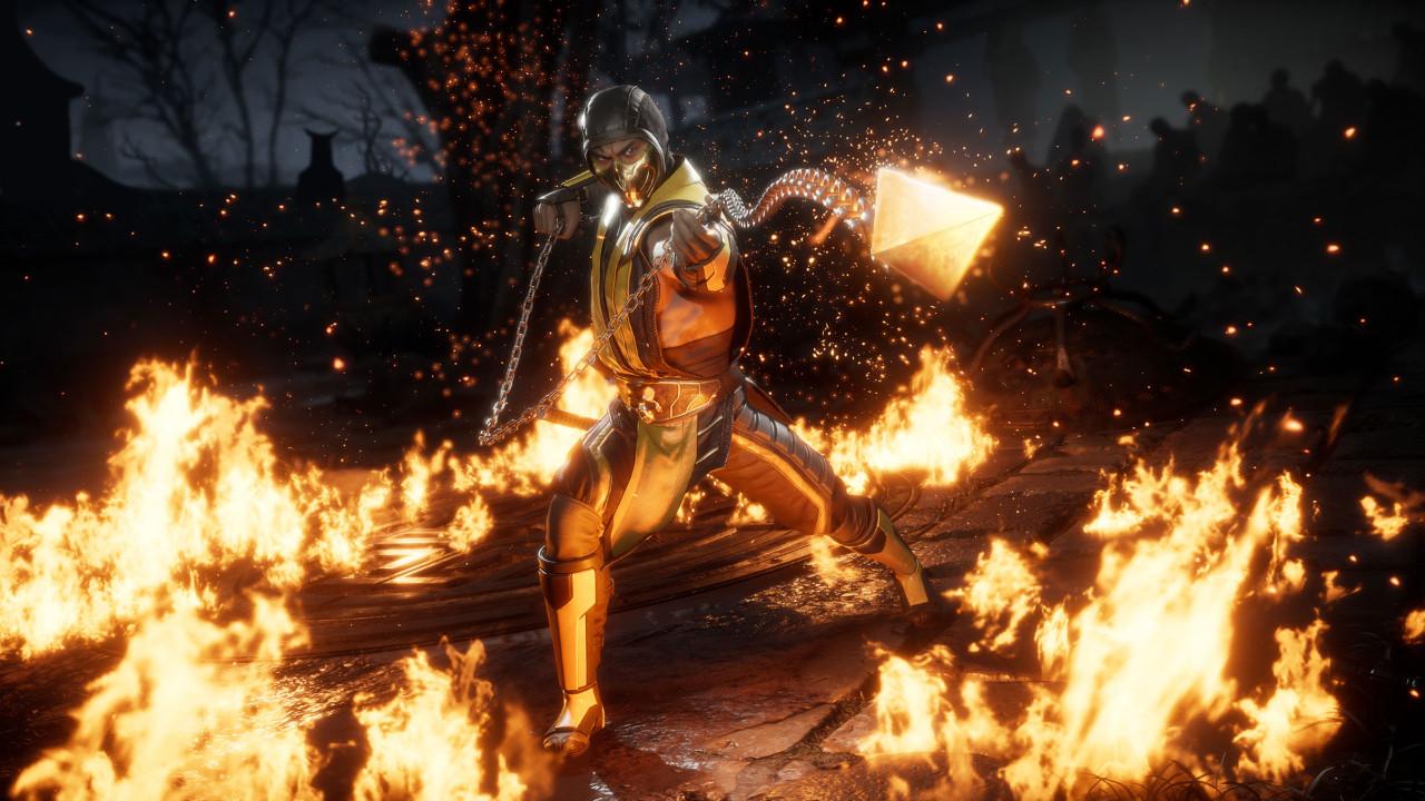 Mortal Kombat 11 Switch oynanış fragmanı!