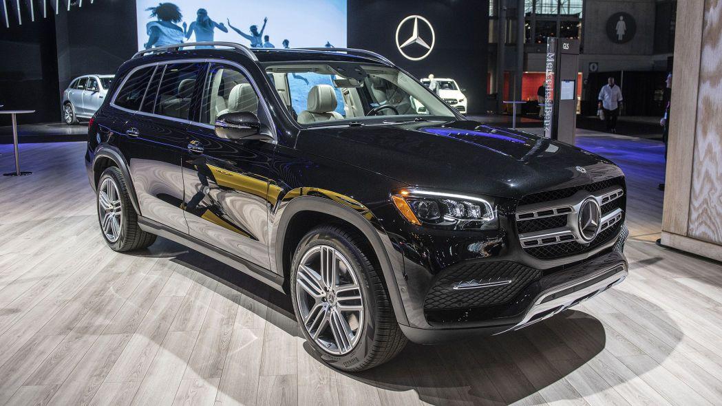Mercedes-Benz GLS tanıtıldı - Page 3