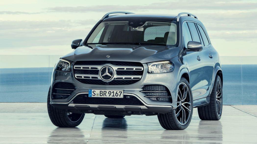 Mercedes-Benz GLS tanıtıldı - Page 1