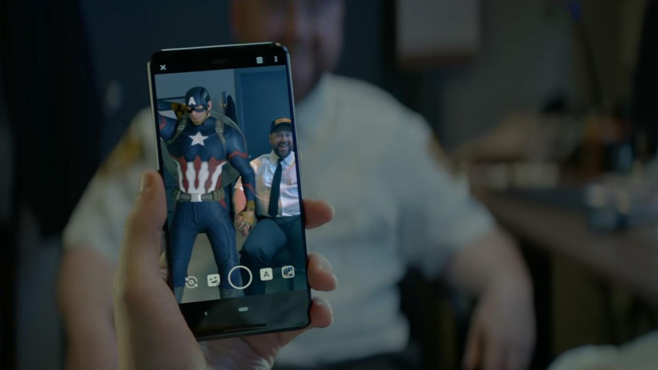 Google Pixel 3 ile Avengers Endgame işbirliği!