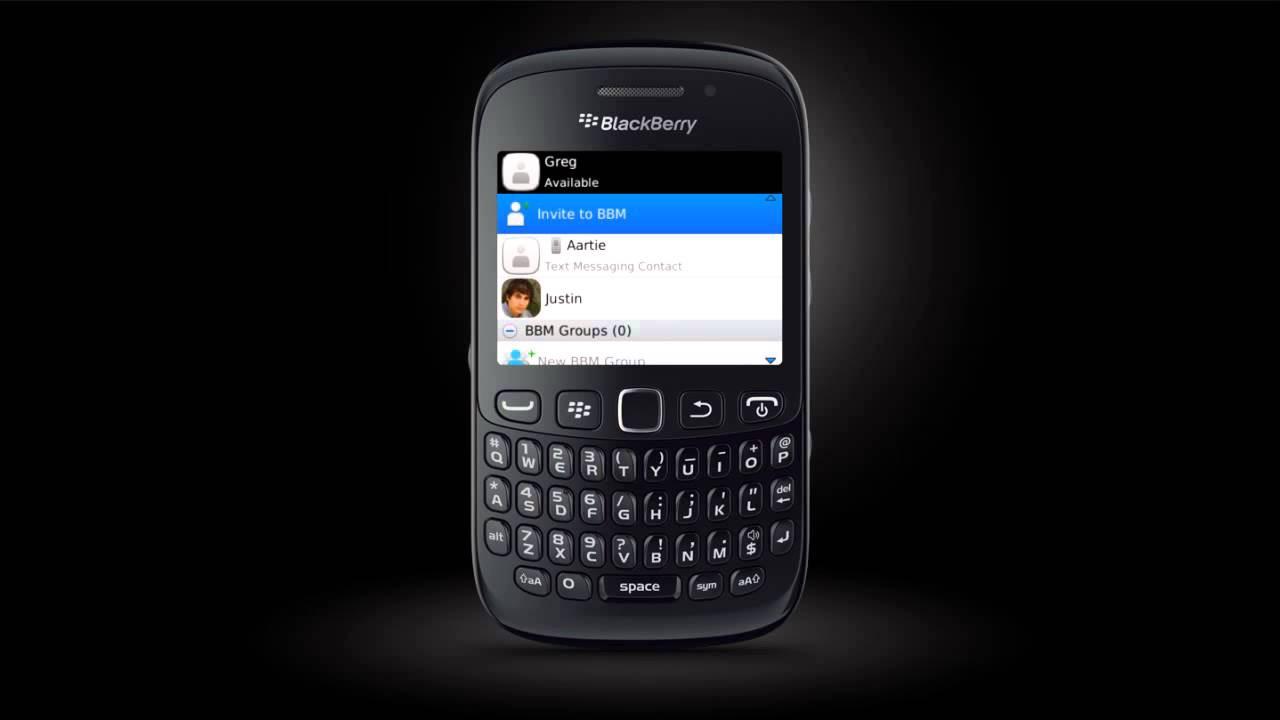 BlackBerry Messenger kapanıyor!