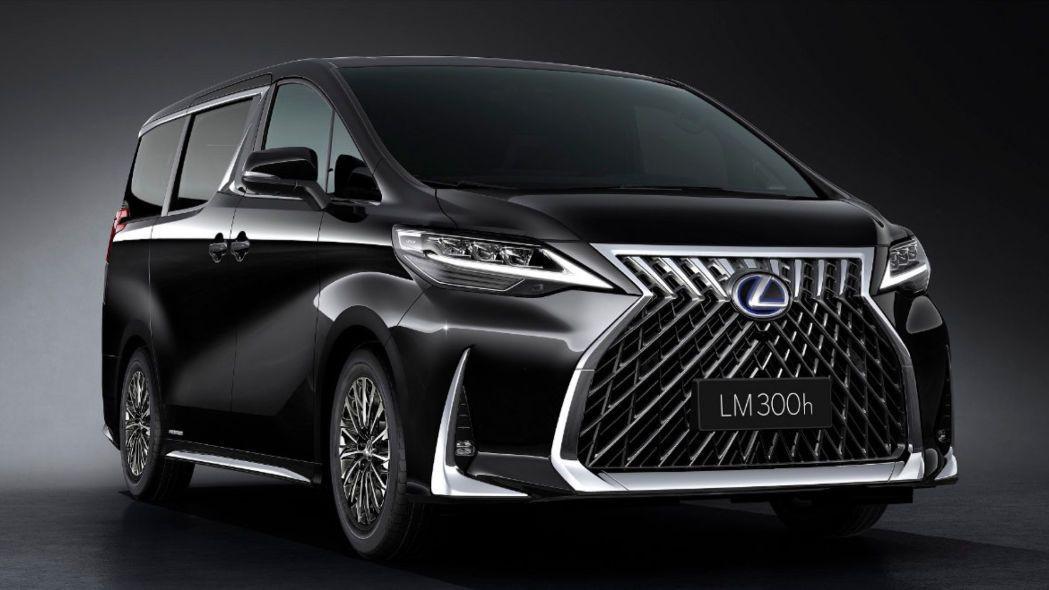 Lüks minivan Lexus LM tanıtıldı - Page 2