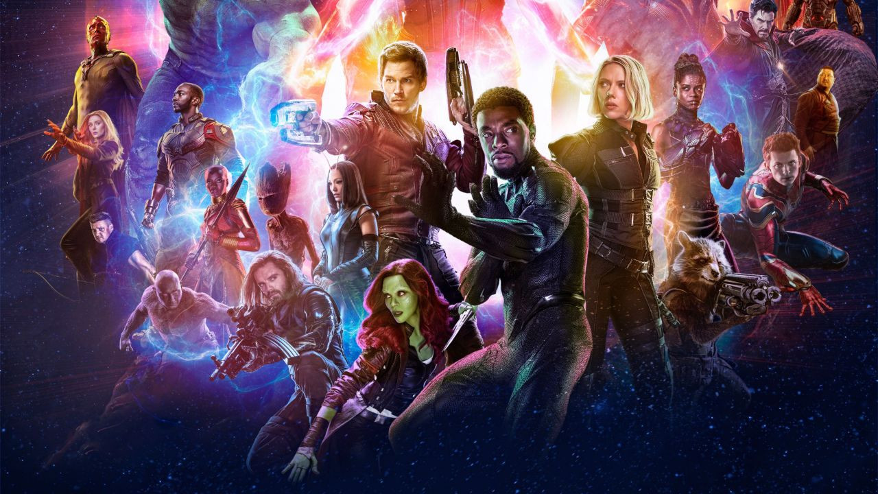 Avengers: Endgame duvar kağıtları - Page 4