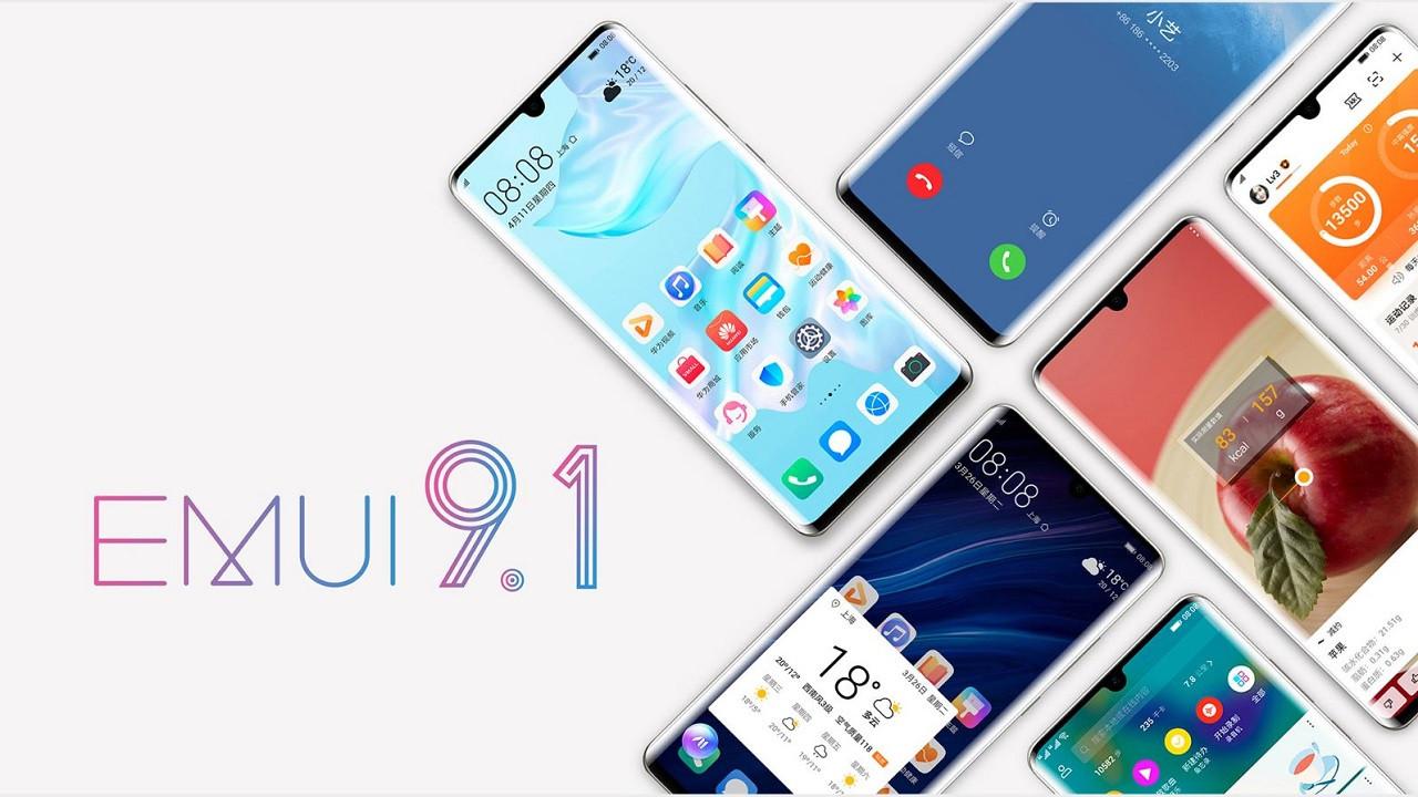 Huawei EMUI 9.1 sürümünü alacak telefonları açıkladı