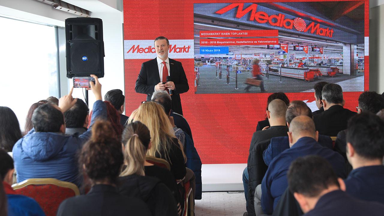 MediaMarkt Türkiye'de 80 mağazaya ulaşacak