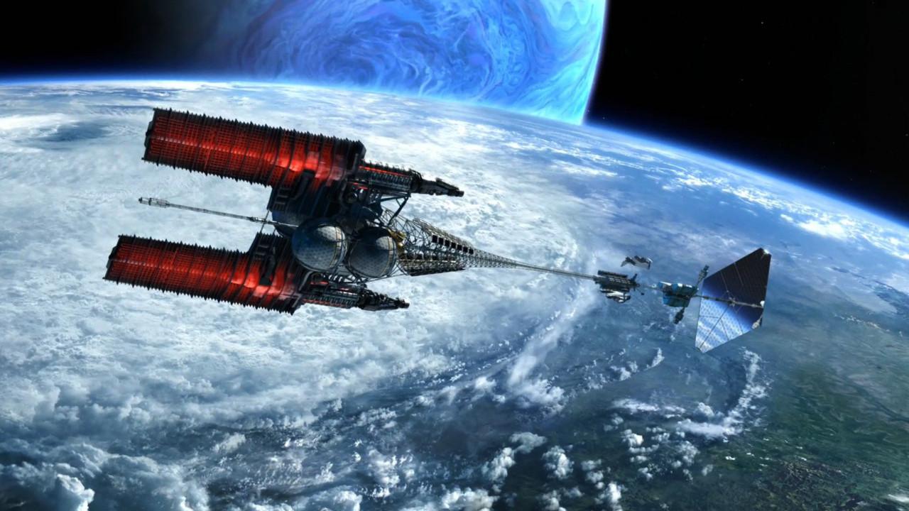 Özel kargo aracı uzaya ulaştı!