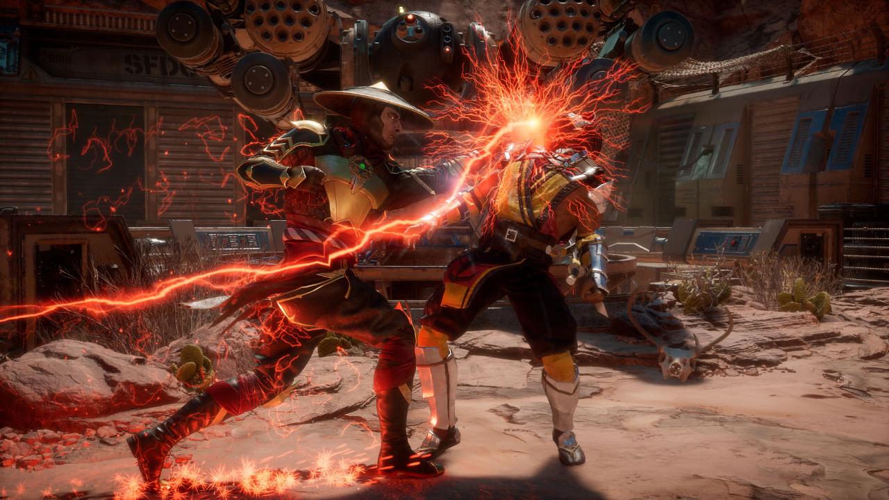 Mortal Kombat 11 inceleme puanları!