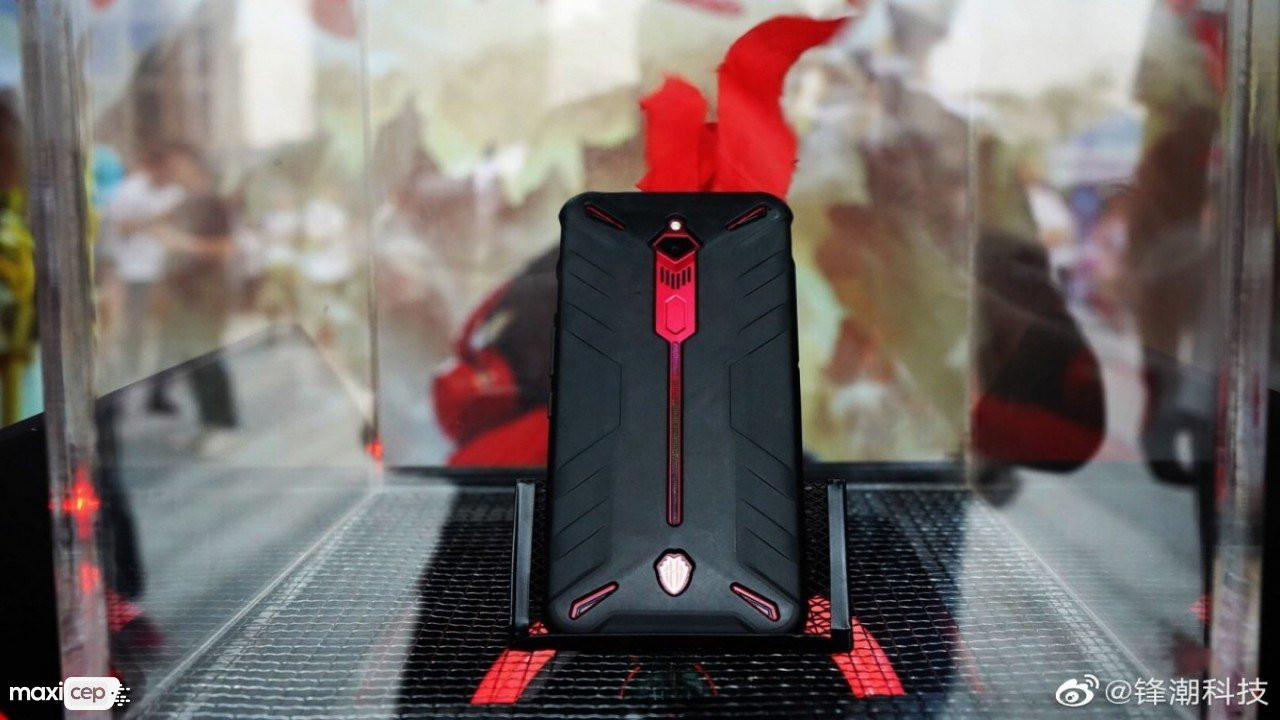 Nubia Red Magic 3 canlı olarak görüntülendi!