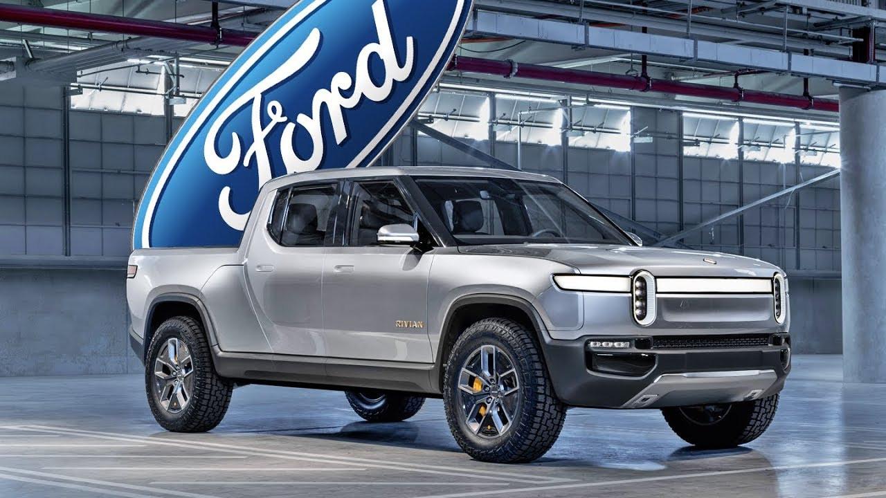 Ford ve Rivian'dan büyük ortaklık!