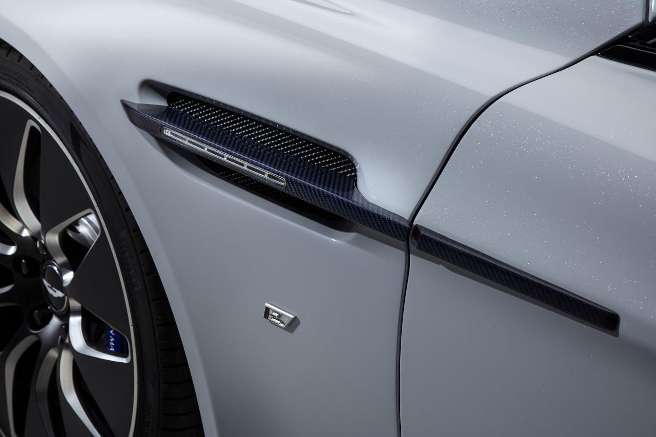 Aston Martin'den elektrikli spor otomobil: Rapide E - Page 1