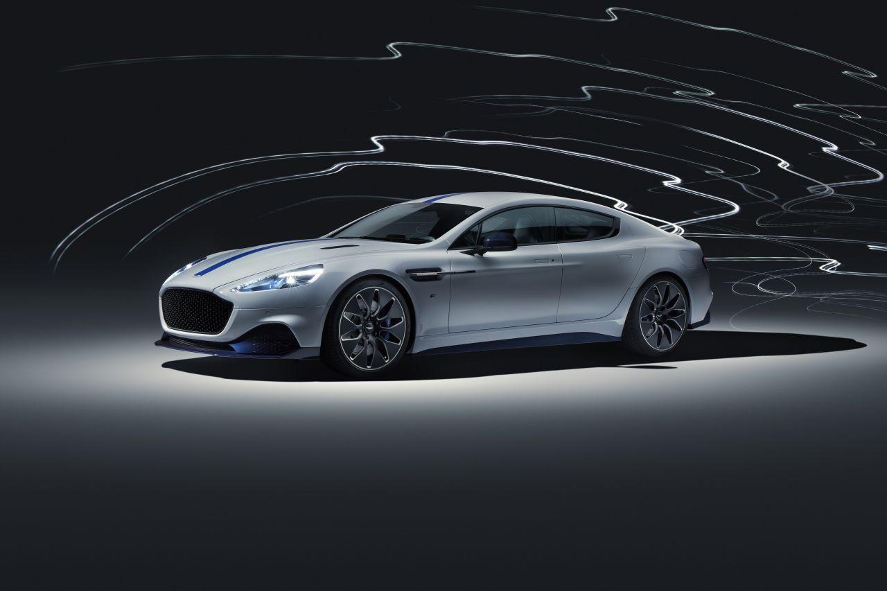 Aston Martin'den elektrikli spor otomobil: Rapide E - Page 2