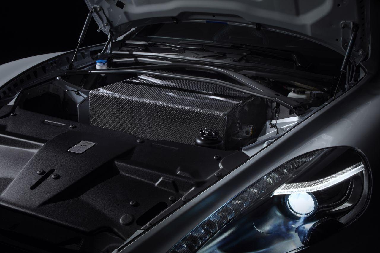 Aston Martin'den elektrikli spor otomobil: Rapide E - Page 3
